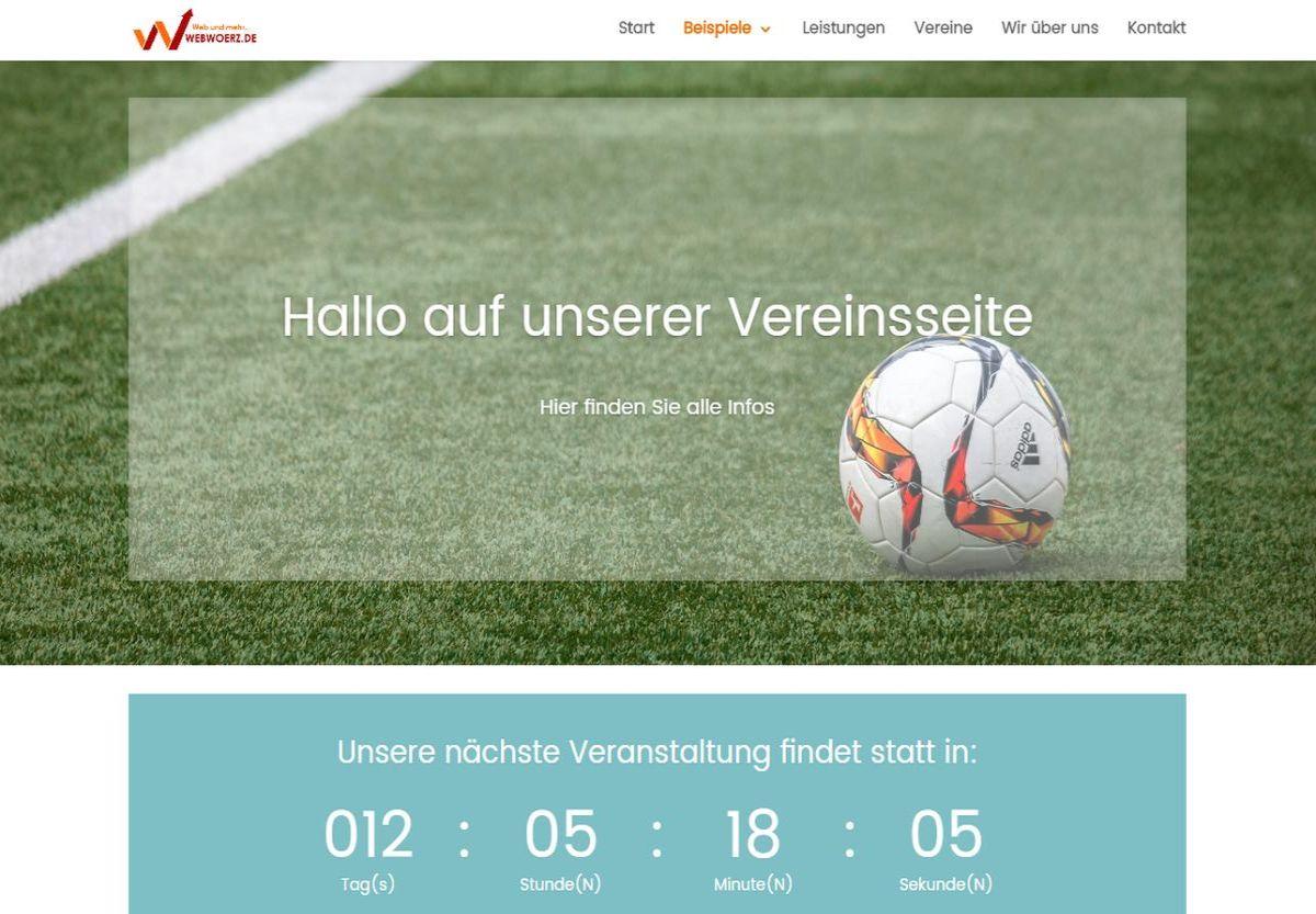 Vereinswebseite
